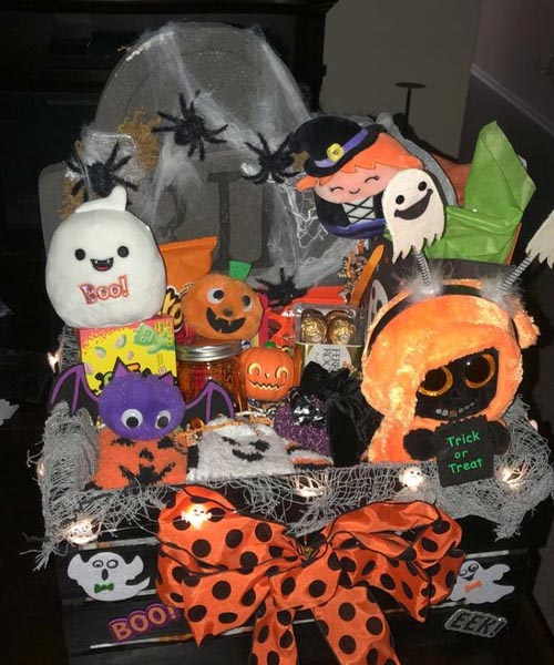 The most spookiest crate of all