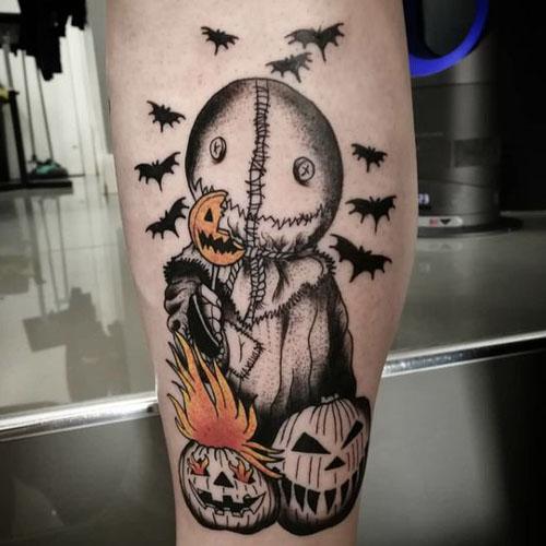 Trick-Or-Treat & Pumpkin